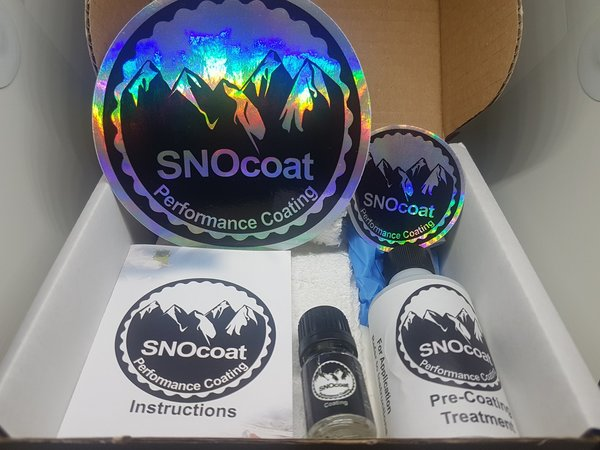 SNOcoat Performance Coating Kit